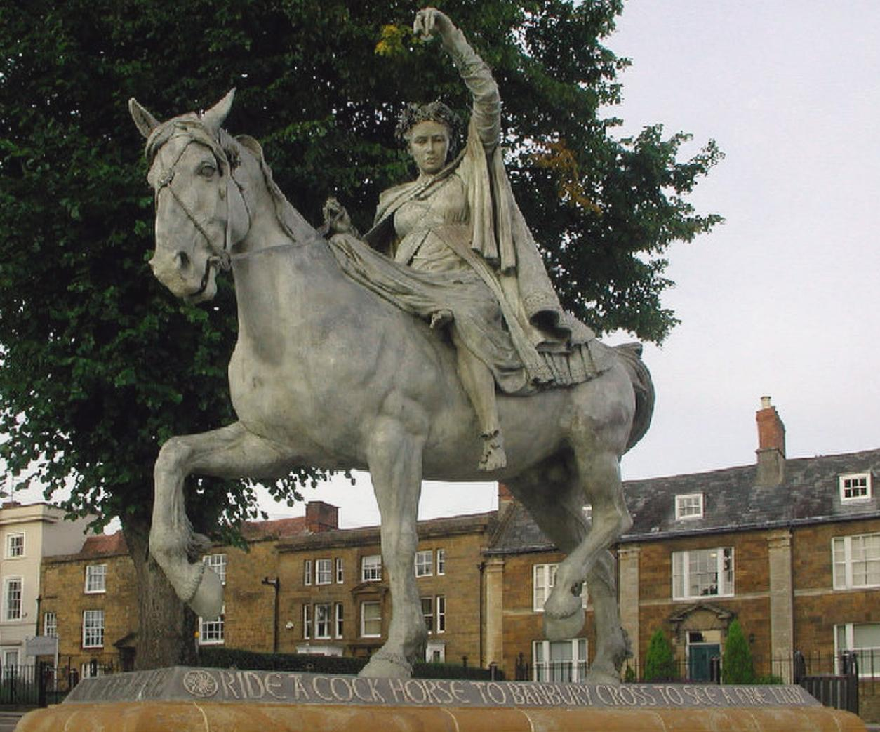 Ride a Cock-Horse to Banbury Cross